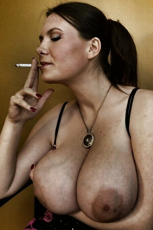big-boobs-and-smoking