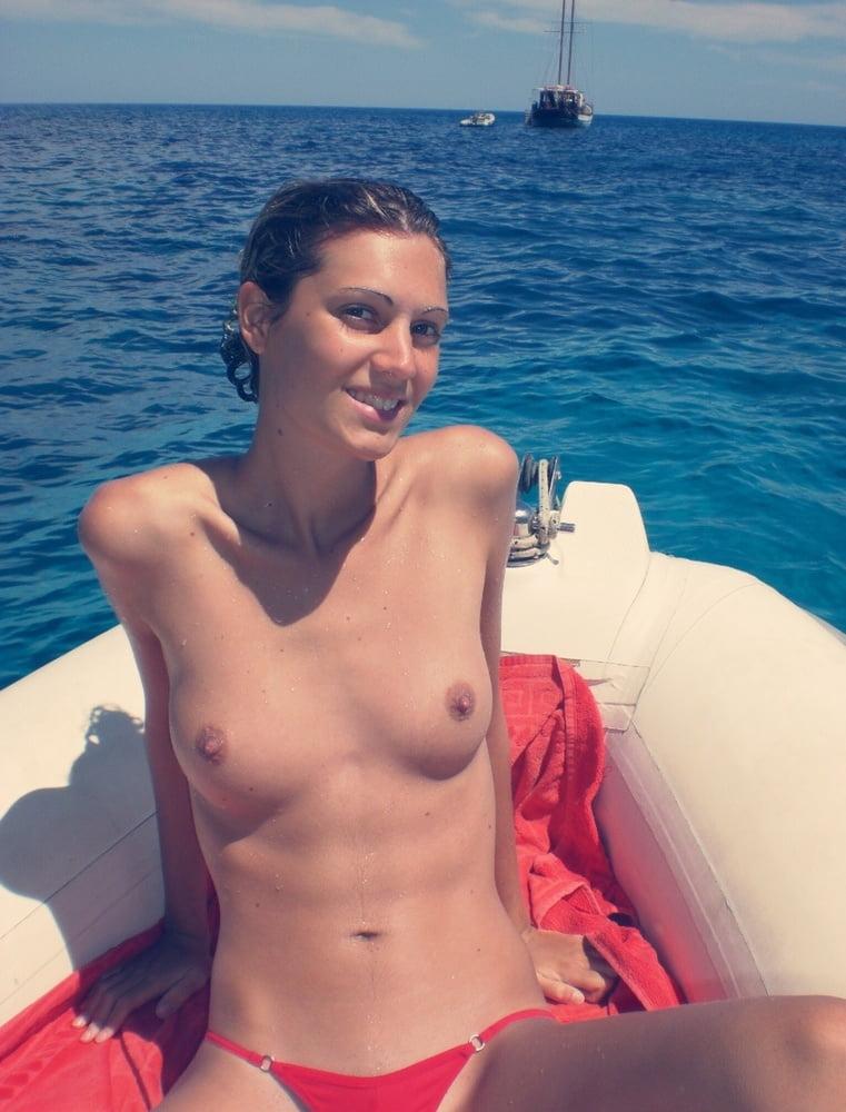 Real topless celebs