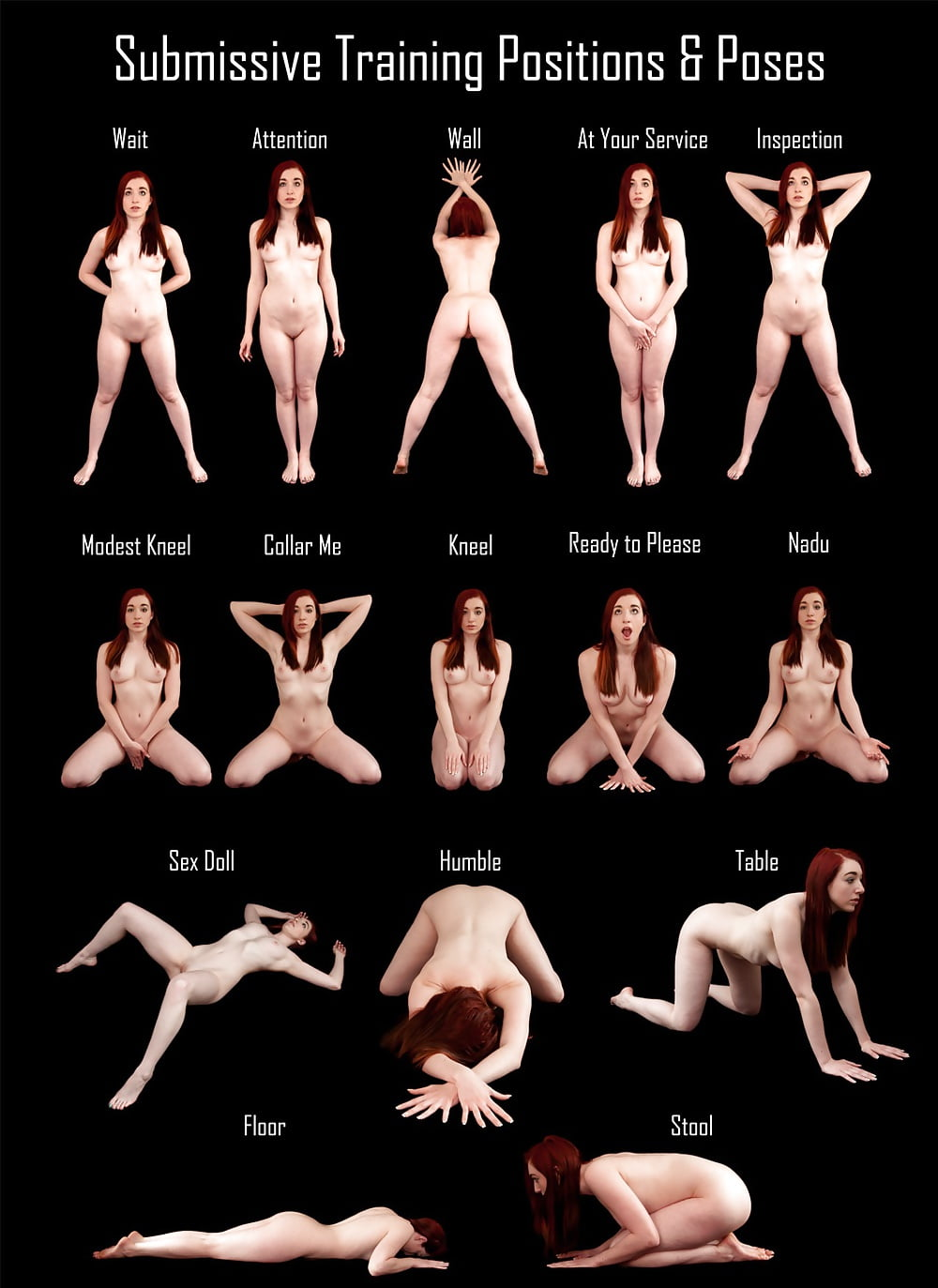 Pics submissive positions