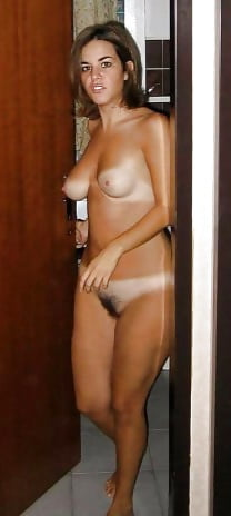 Interracial nude women