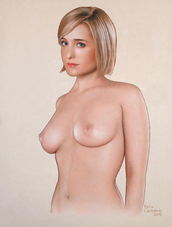 Free porn allison mack nude