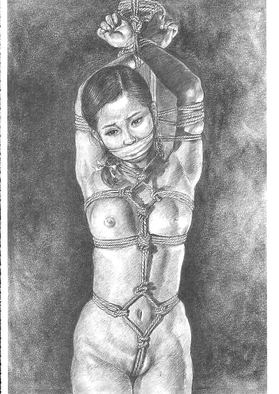 bondage-drawing-movie-girl