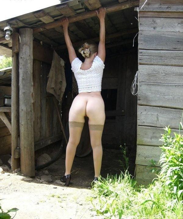 последнее время большие задницы русских деревенских баб фото между тем, что