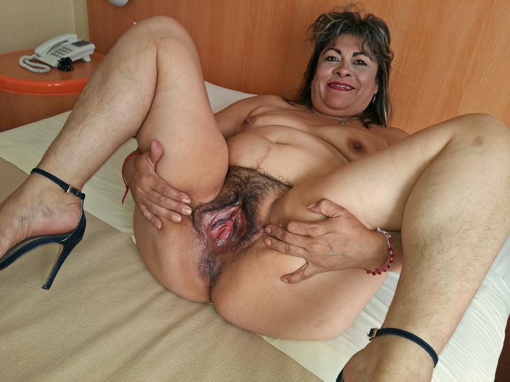 Atk hairy mature latina
