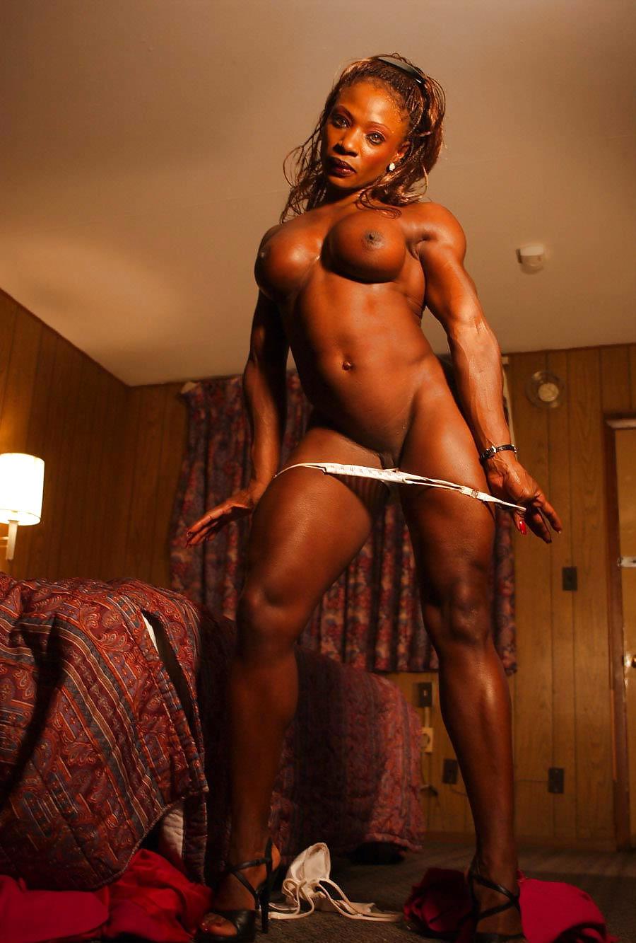 Black Female Muscle Girls