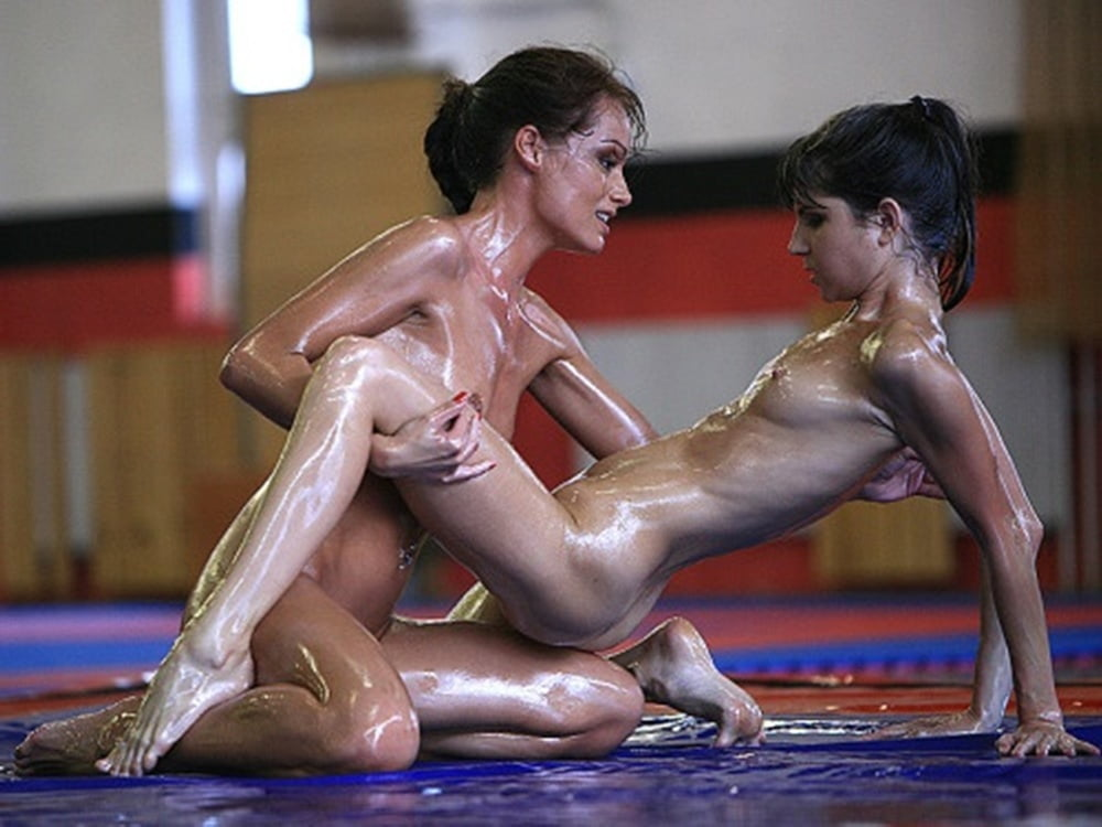 спортсменки лесбиянки борьба