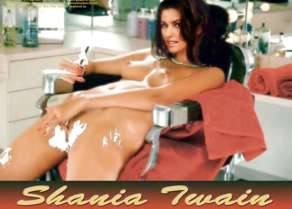 Theme shania twain ever posed naked