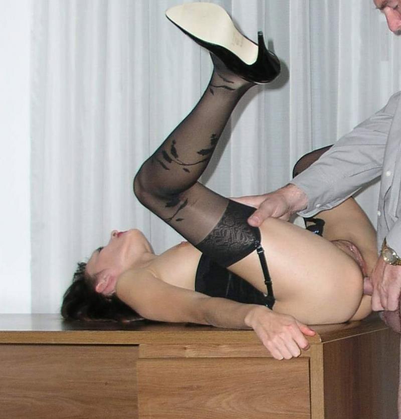 русская порнушка любовница в офисе - 13