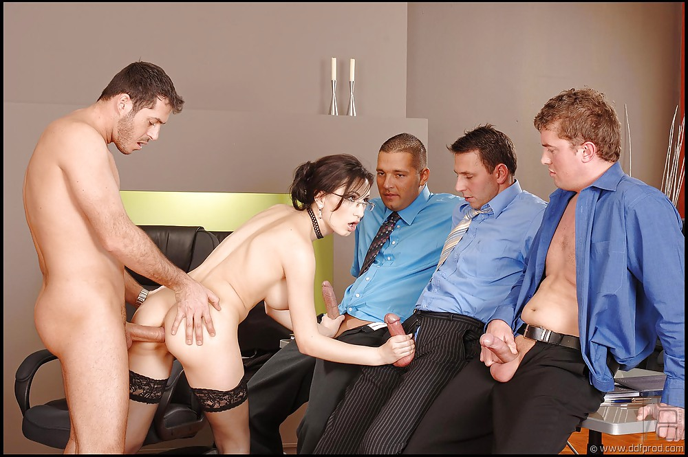 Gangbang top quality xxx images