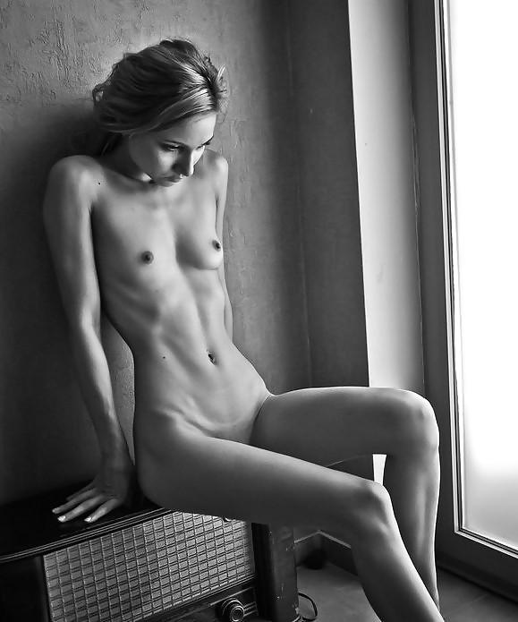 Naked skinny ladies