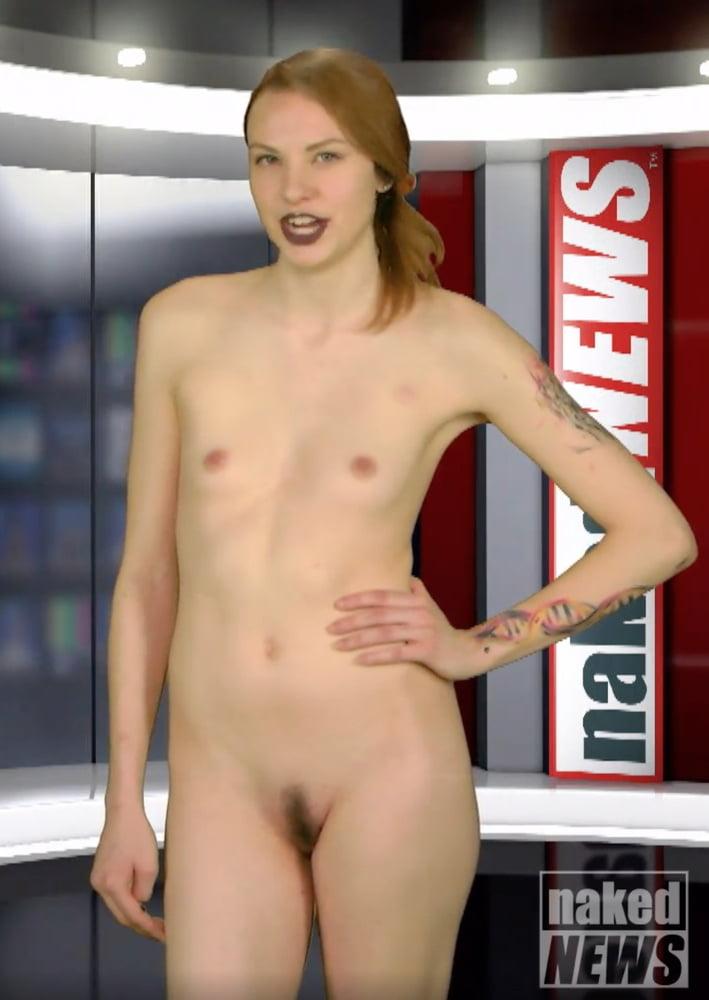 Audition naked news Naked News