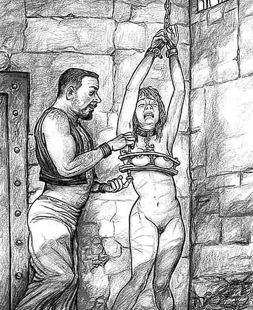 Рисунки садо мазо секса