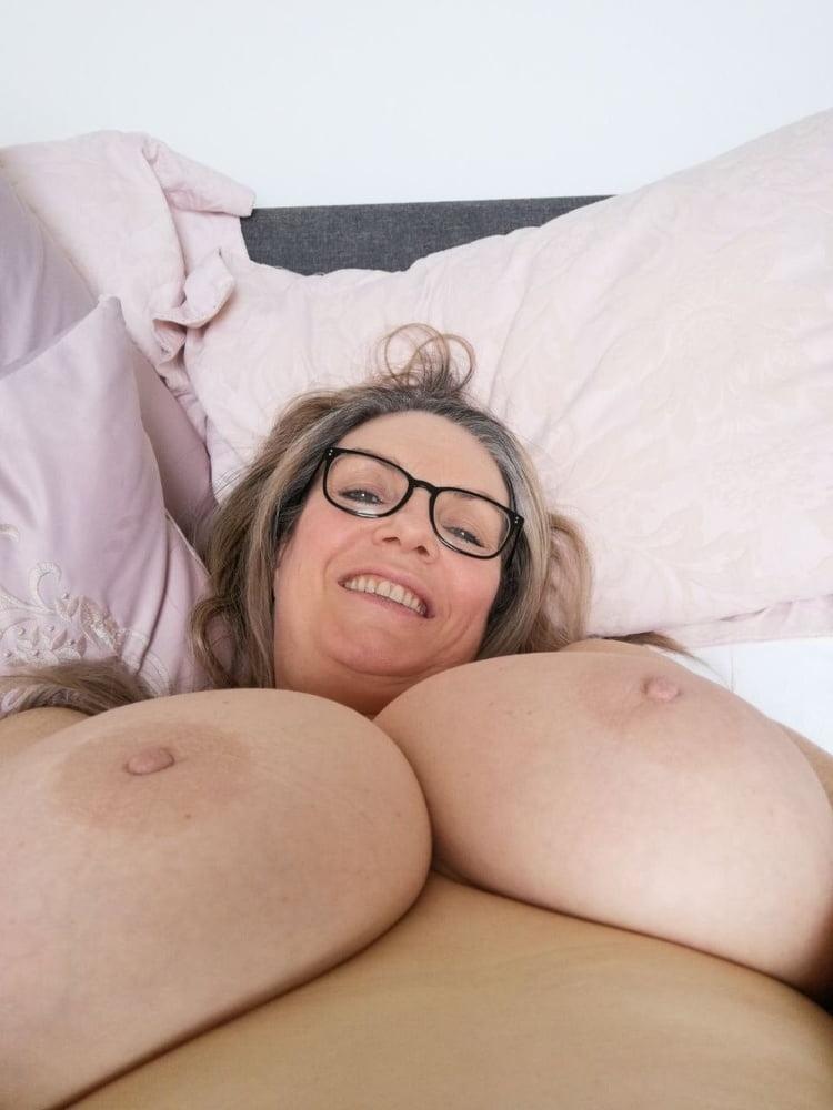Big tits gilf GILF
