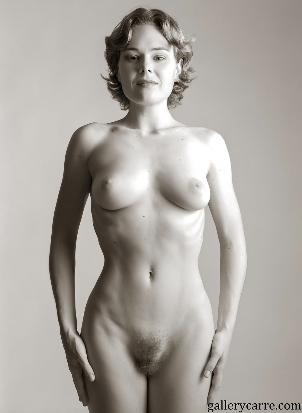 Female nude pubescent
