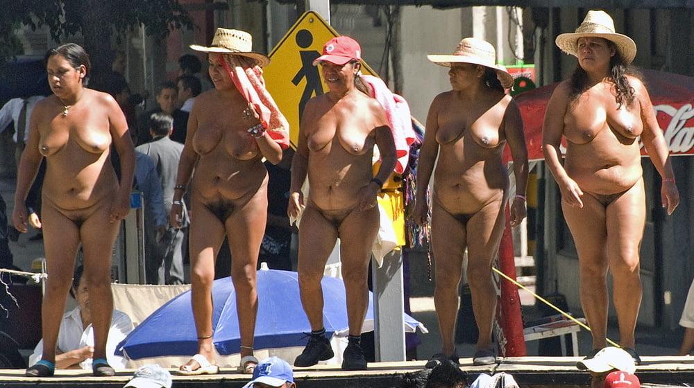 Free nude women video mexico porno