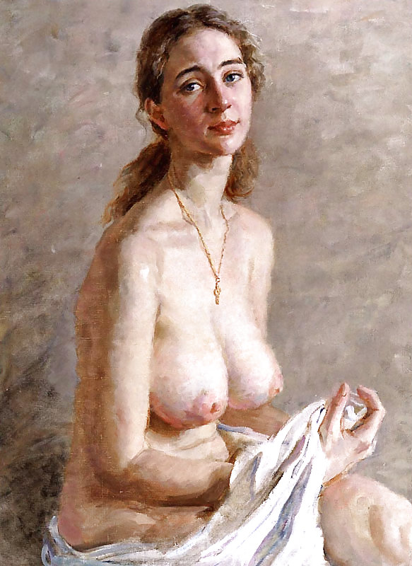 Male nude paintings
