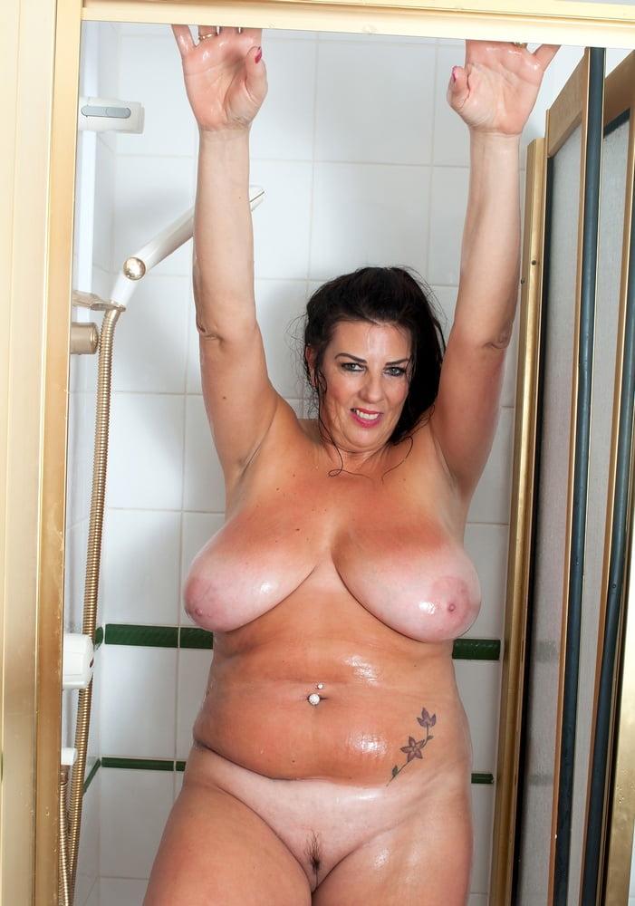 Mature German Big Natural Tits