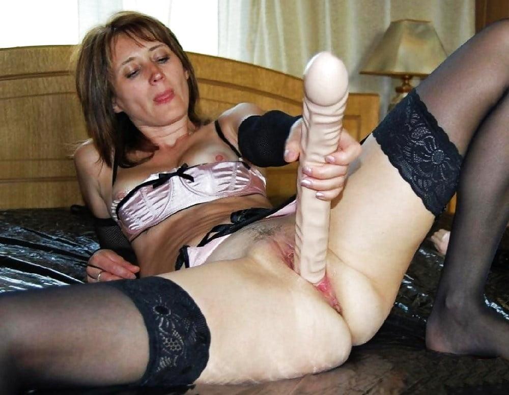 Homemade dildo porn