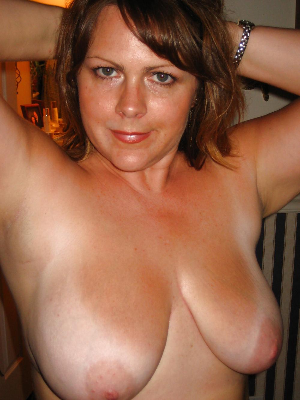 Big titted amateur moms
