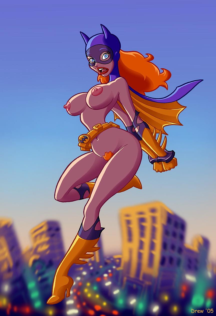 batgirl-naked-girls