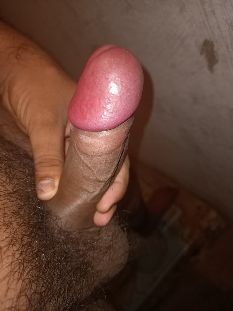 Penis with cum on it