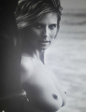 Told you a naked heidi klum book was a great idea