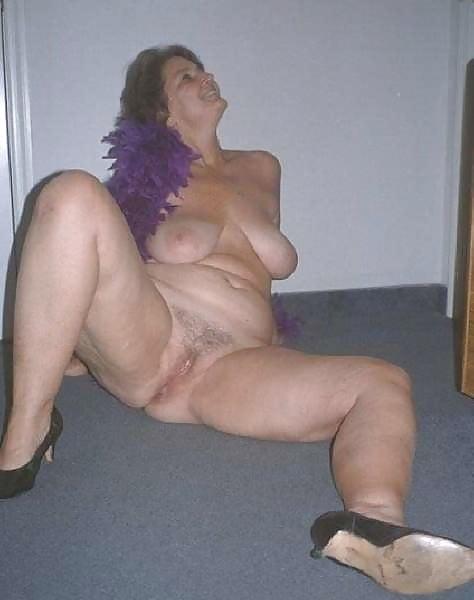 Mature nude vintage-7382