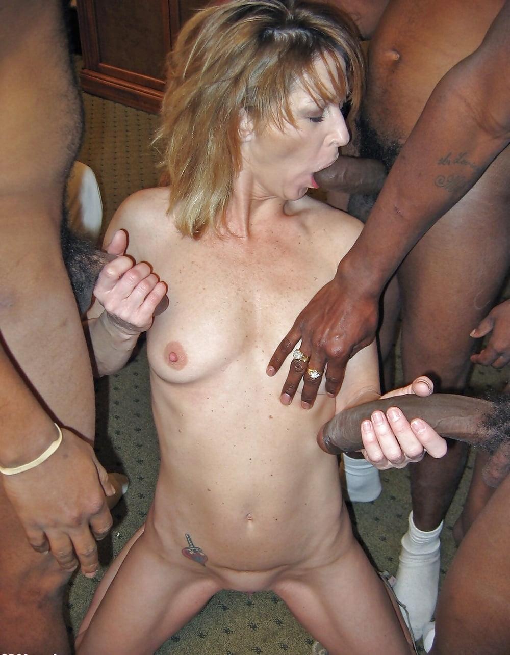 Naked wife gangbang stories — 6