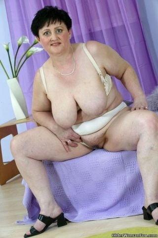 Beautiful slutty granny- 16 Pics