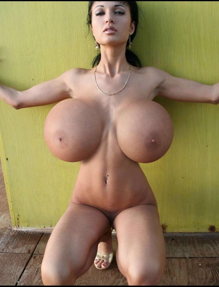 Extreme Big Boobs