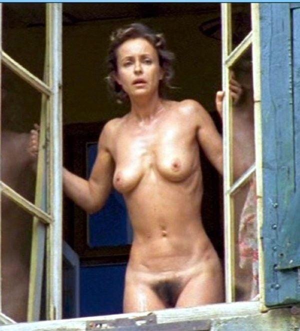 Fanny ardant naked nude pics