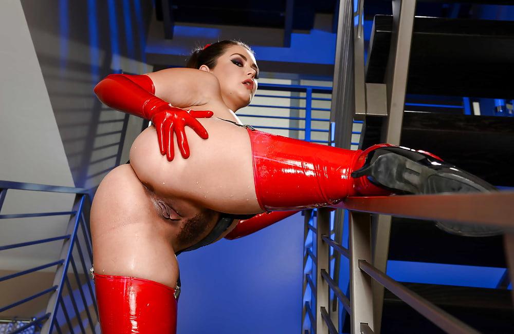 Allie Haze Danny Latex Lust Thehun 1