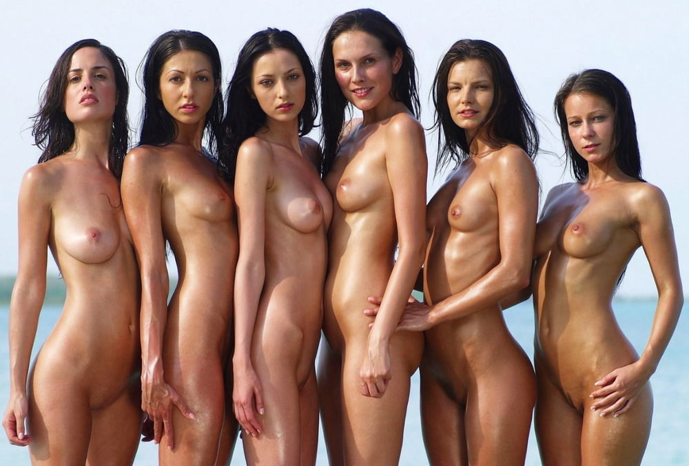 Real nude girls and women