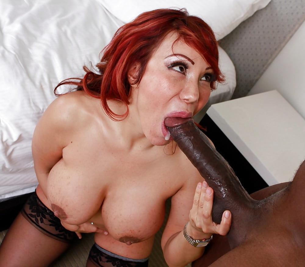 Ava Devine Enjoys Shemale Vanity's Cock