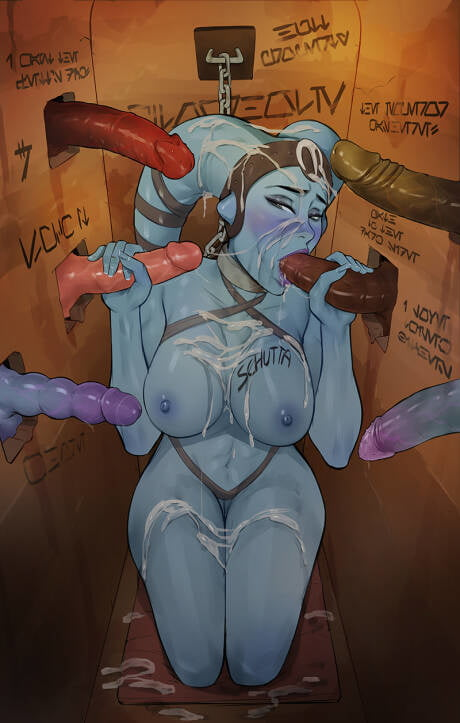 Hentai, USED, BDSM AND ROUGH FUCKED - 156 Pics