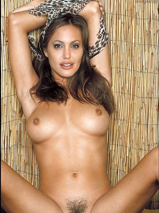 Angelina Jolie Fake Nude Fucking