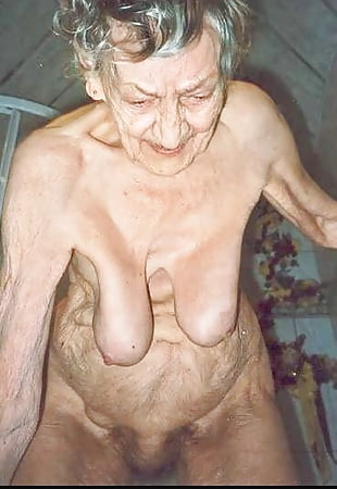 Old Woman Naked