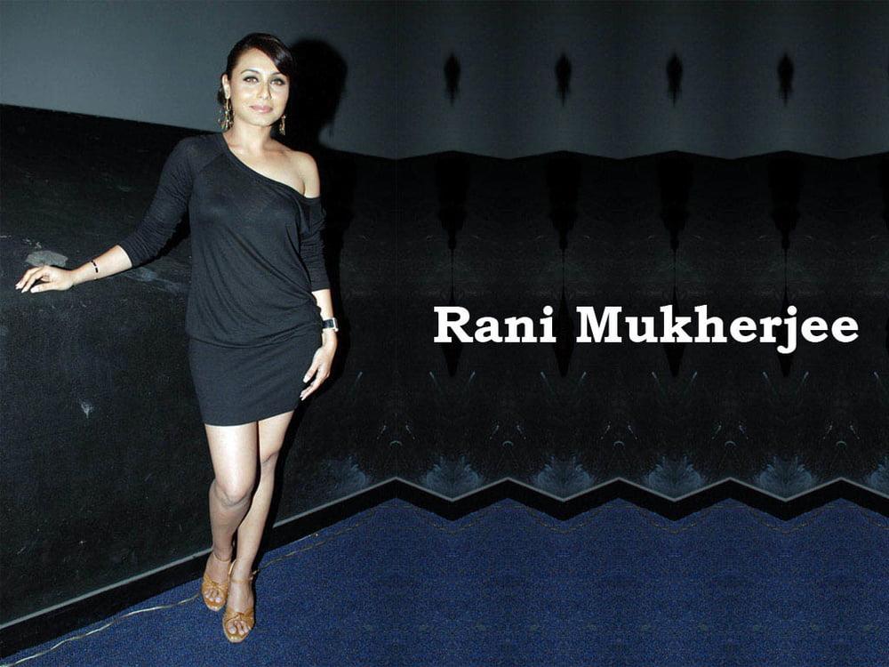 Rani mukherjee naked boobs-9265