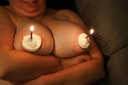 girl birthday Fat pics happy