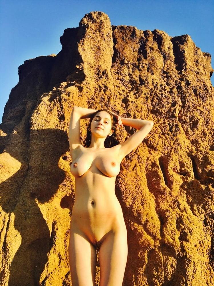 Tits israel girl stern sexy