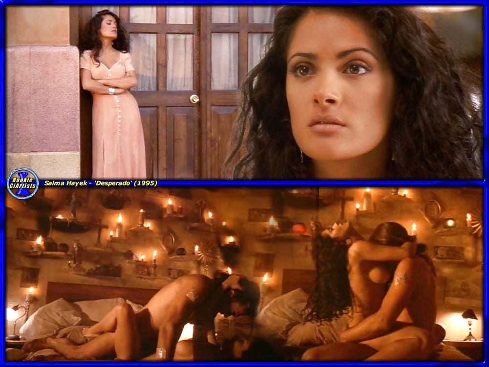 Salma hayek sex desperado