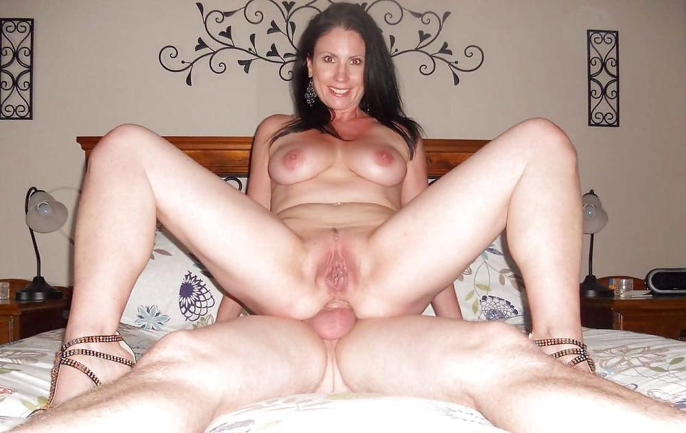 Mature big tit cock suckers