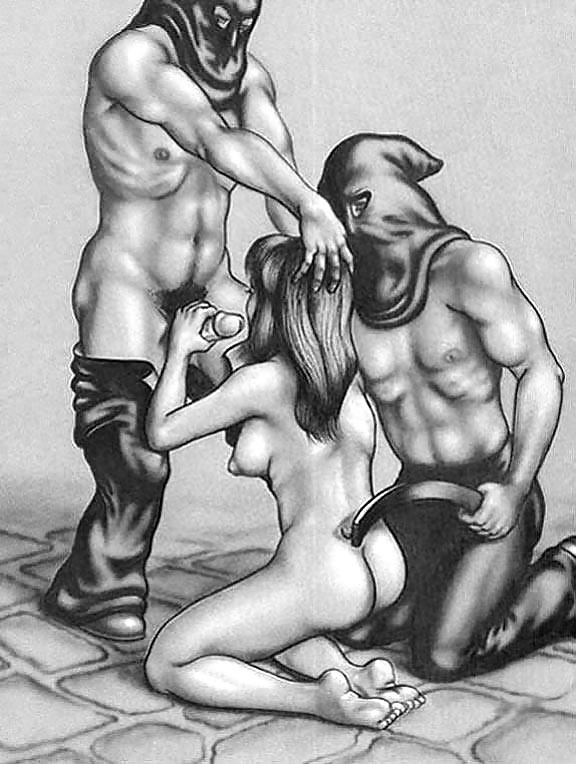 Adult forced sex drawings