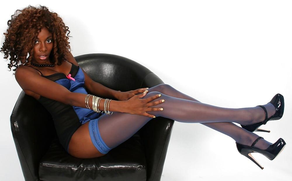 ножки негритянок фото - 14