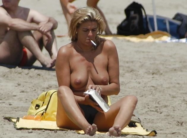 Stories of smoking at the nude beach