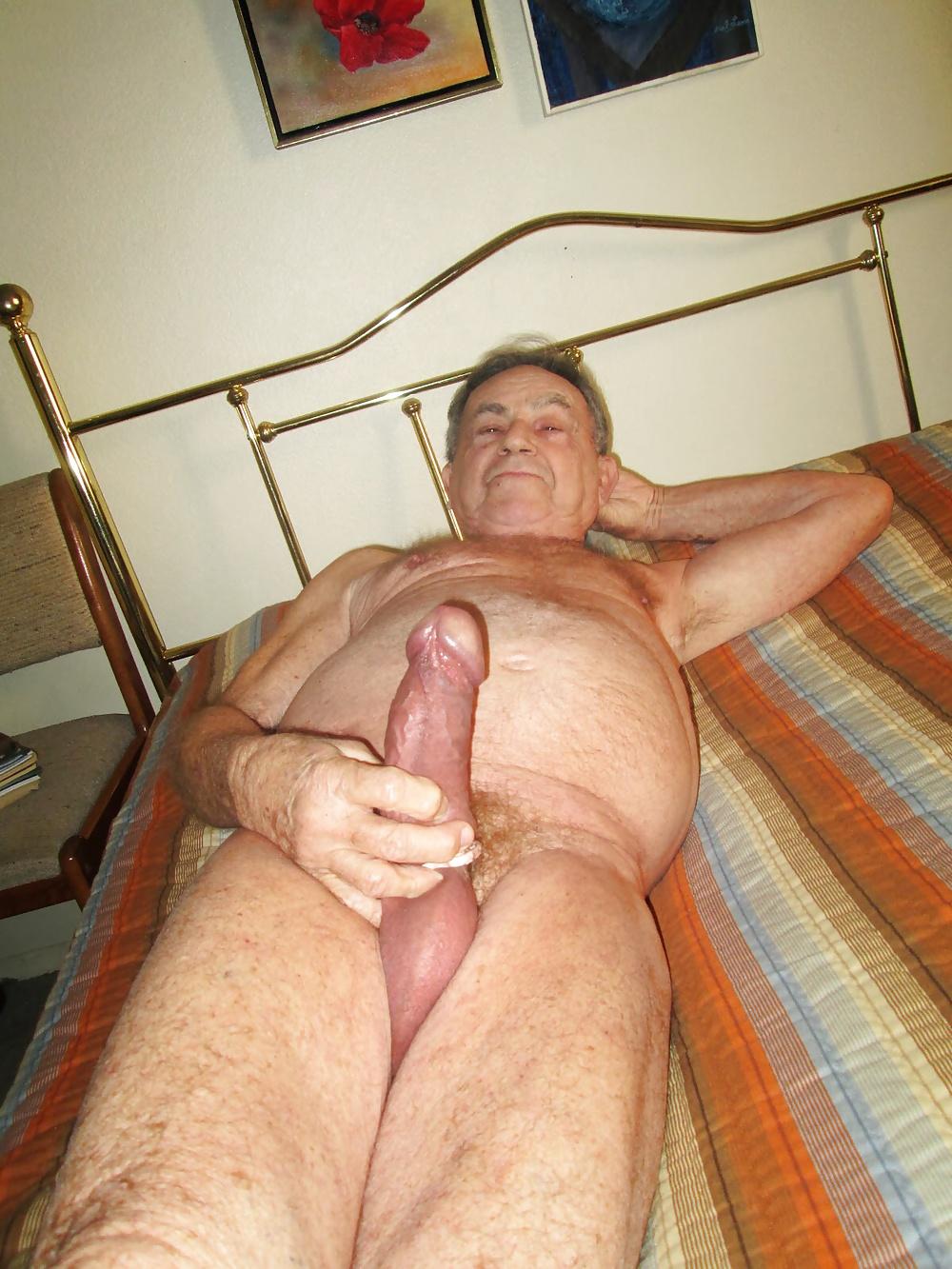 Older Muscle Men Big Cock