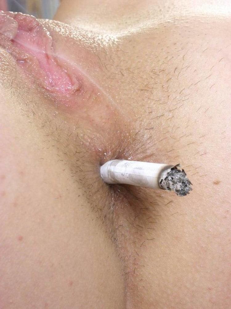 тайланд девушка курит вагиной сигарету смотреть - 4