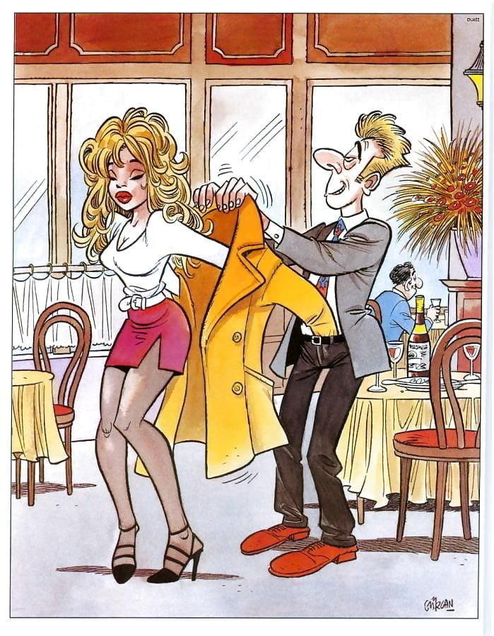 Funny sexy comics dump