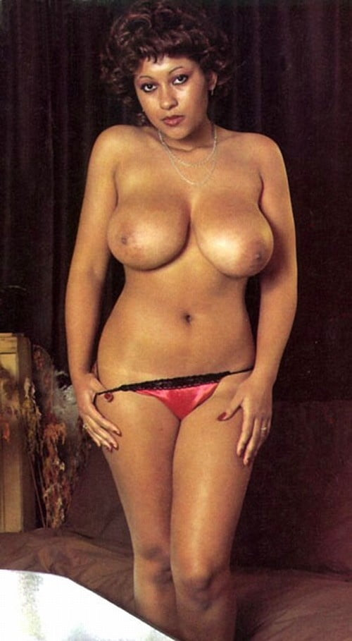Vintage boobs tube-7747