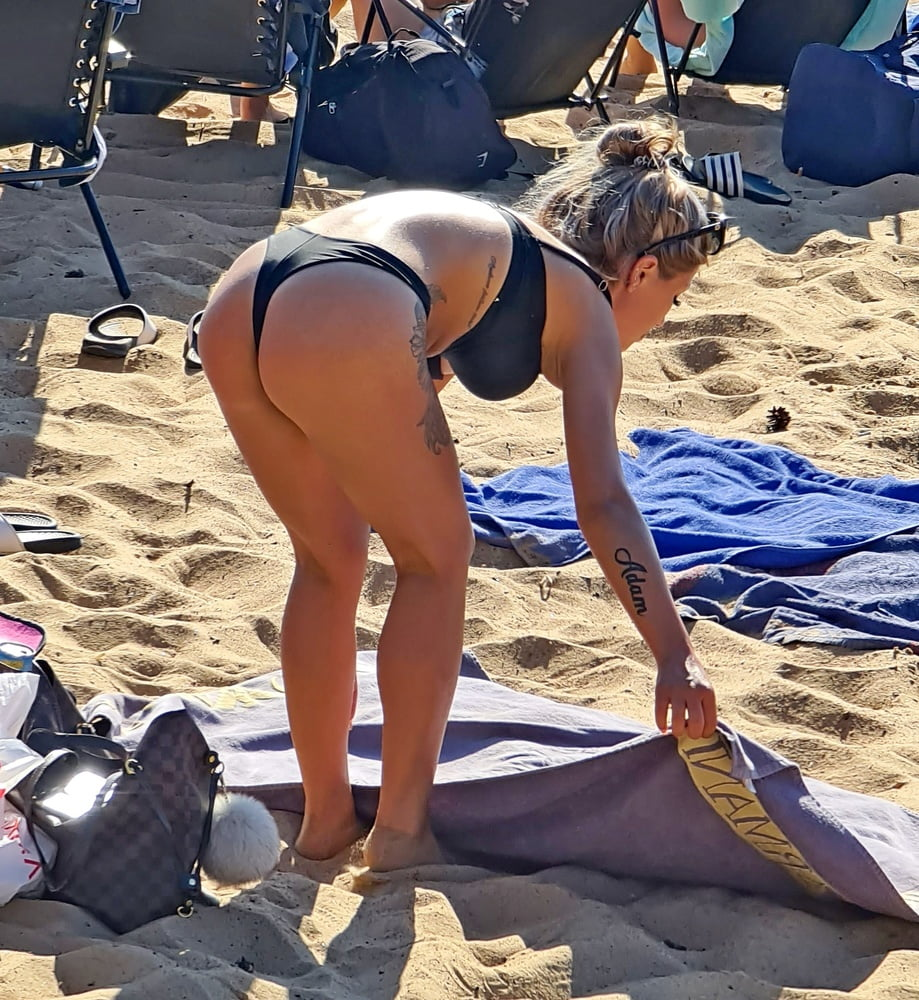 Swedish Beach Sluts 2020 - Part III - 32 Pics